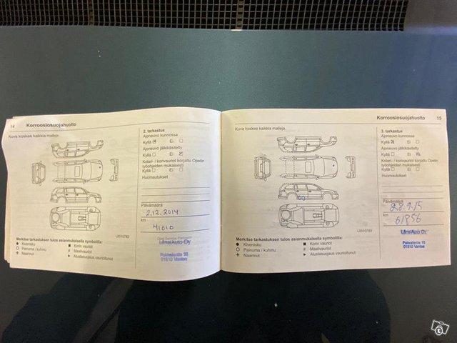 Opel Zafira Tourer 13