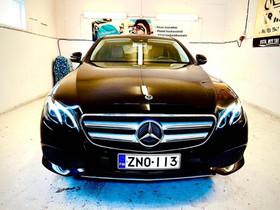 MERCEDES-BENZ E 350 E, Autot, Espoo, Tori.fi