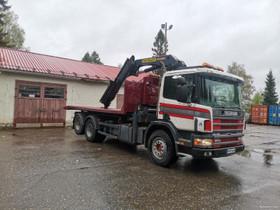 Scania 124G, Kuljetuskalusto, Työkoneet ja kalusto, Sotkamo, Tori.fi