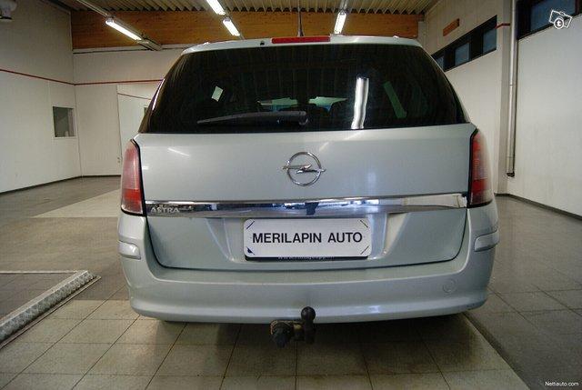 Opel Astra 6