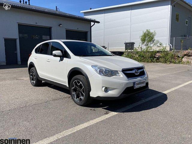 Subaru XV, kuva 1