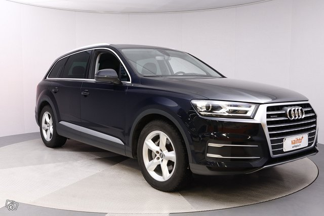 Audi Q7 7