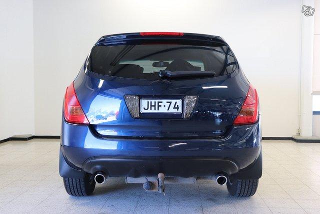 Nissan Murano 6