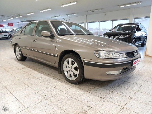 Peugeot 406 3