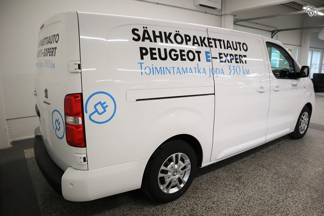Peugeot E-Expert 3