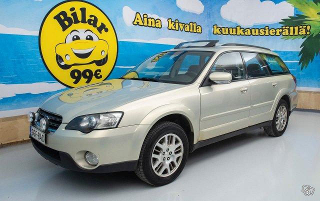 Subaru Outback 1