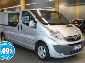 Opel Vivaro, Autot, Kokkola, Tori.fi