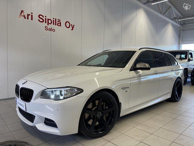 BMW M 550d Xdrive