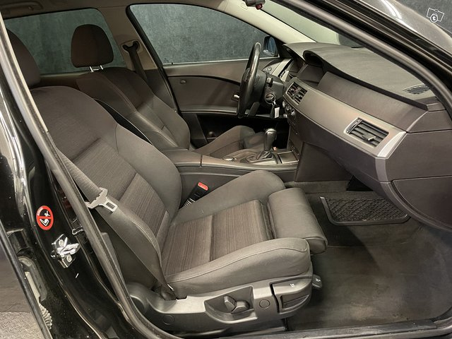 BMW 525d 10