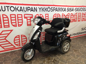 Kontio Motors Silverfox, Mopot, Moto, Suonenjoki, Tori.fi
