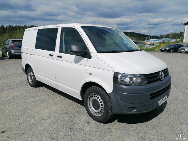 Volkswagen Transporter 3