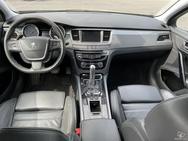 Peugeot 508 6