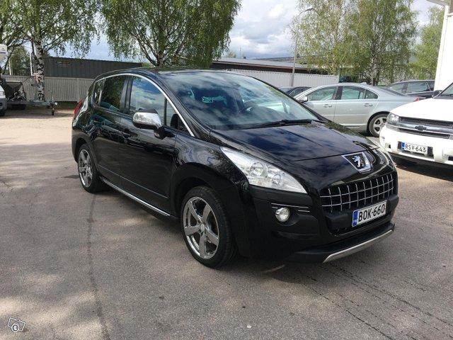 Peugeot 3008 2,0hdi 110kw
