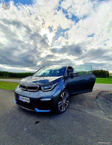 BMW I3s, kuva 1