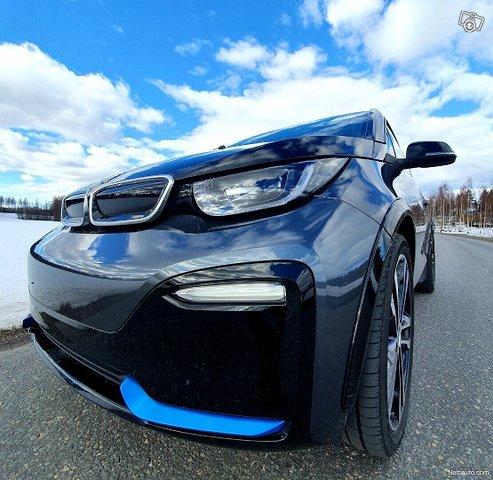 BMW I3s 13