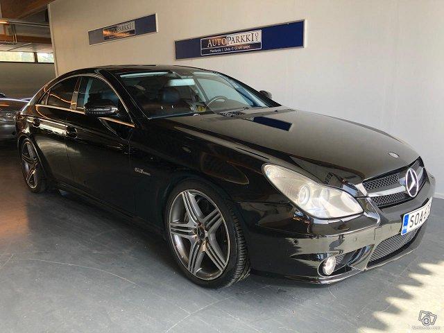 Mercedes-Benz CLS 63 AMG 10