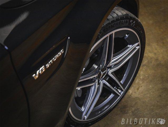 Mercedes-Benz C 63 AMG 8