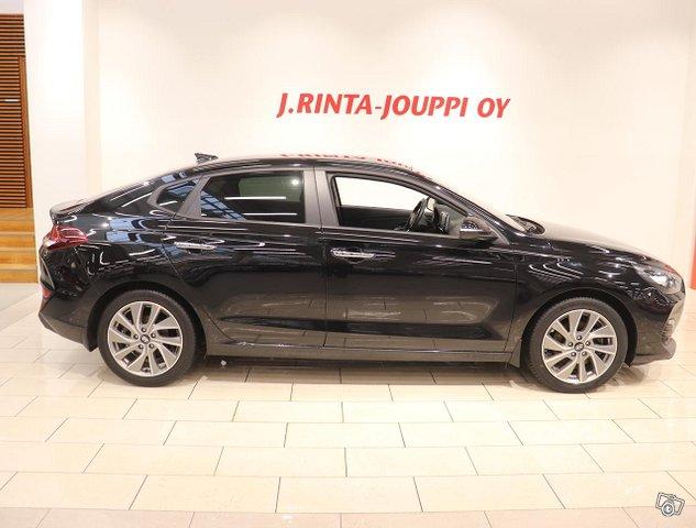 Hyundai I30 Fastback 4
