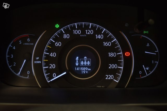 Honda CR-V 14
