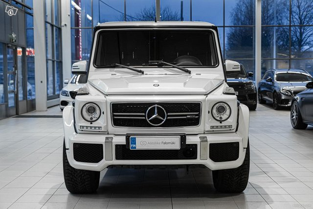 Mercedes-Benz G 63 AMG 2