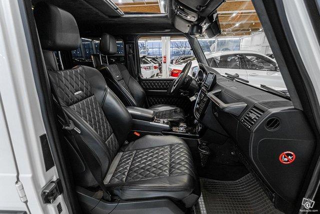 Mercedes-Benz G 63 AMG 8