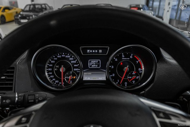 Mercedes-Benz G 63 AMG 11