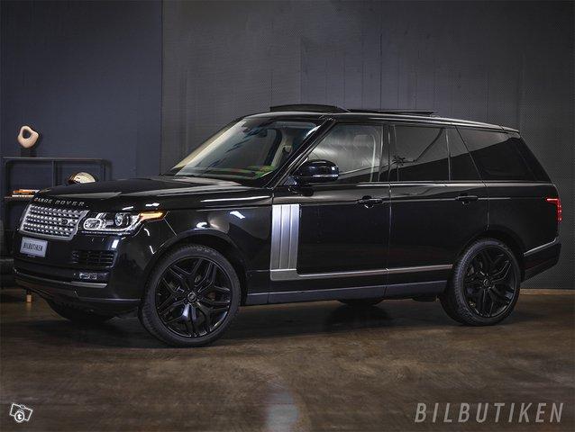 Land Rover Range Rover 1