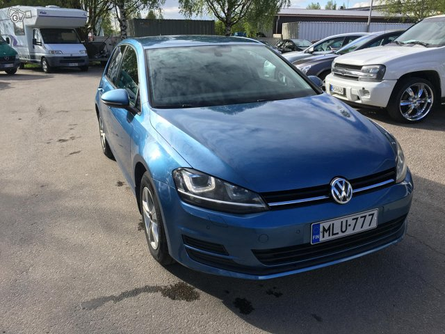 Volkswagen, VW GOLF 1,6TDI Highline