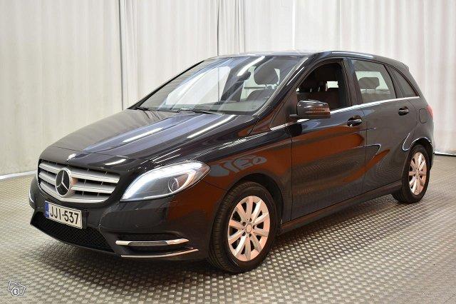 Mercedes-Benz B 4