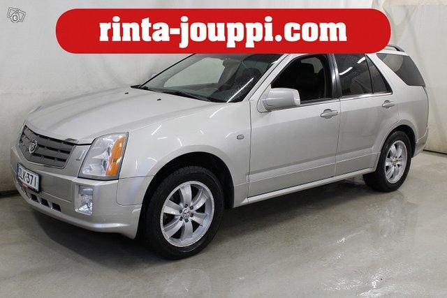 Cadillac SRX 1