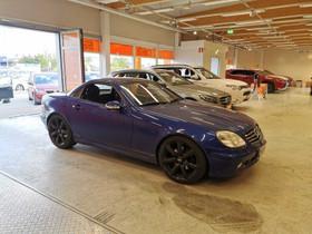 Mercedes-Benz SLK, Autot, Vaasa, Tori.fi
