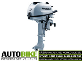Honda Marine BF5, Moottoriveneet, Veneet, Tuusula, Tori.fi