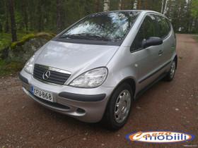 Mercedes-Benz A, Autot, Hamina, Tori.fi