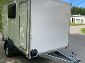 Niewiadow Taukovaunu 3x2x1,9 750kg, Kuljetuskalusto, Työkoneet ja kalusto, Heinola, Tori.fi