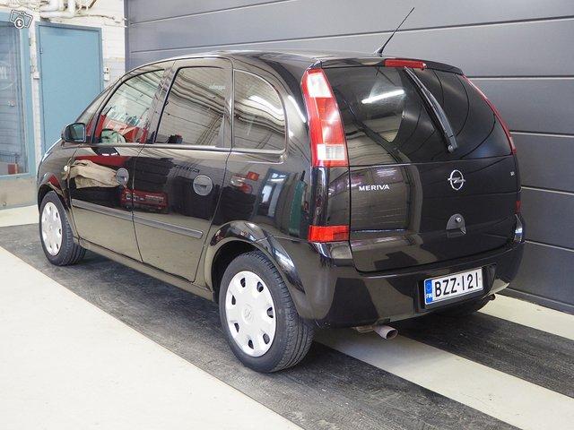 Opel MERIVA-A 3