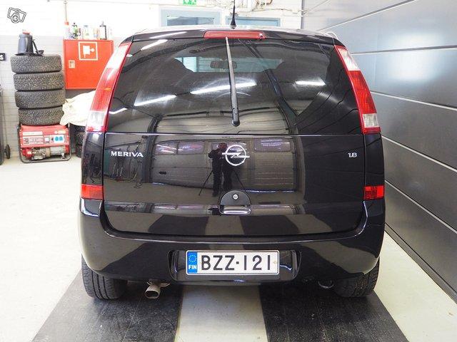 Opel MERIVA-A 4