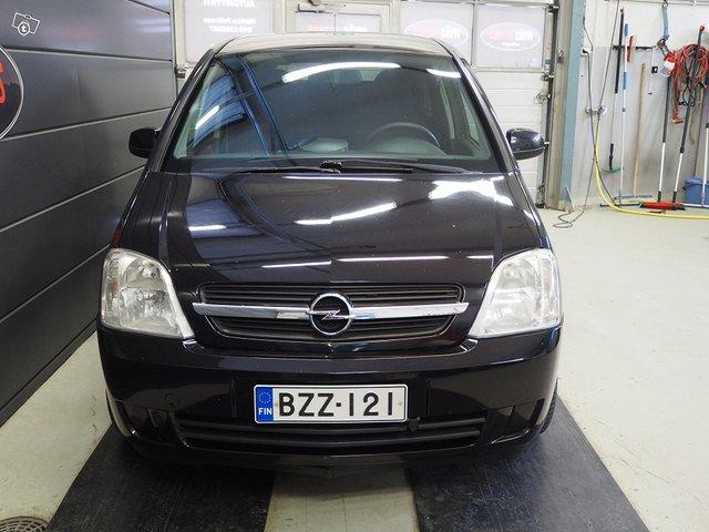 Opel MERIVA-A 5