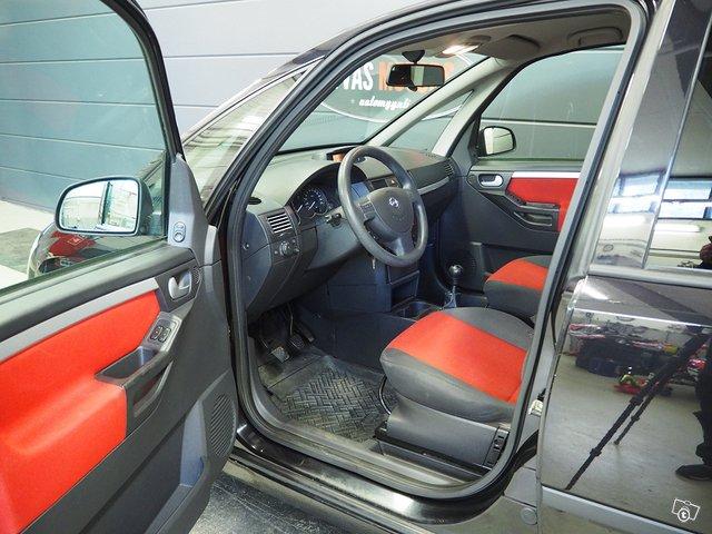 Opel MERIVA-A 7