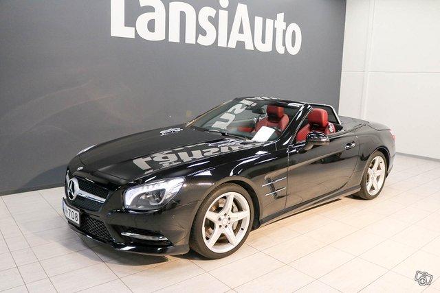 Mercedes-Benz SL 1