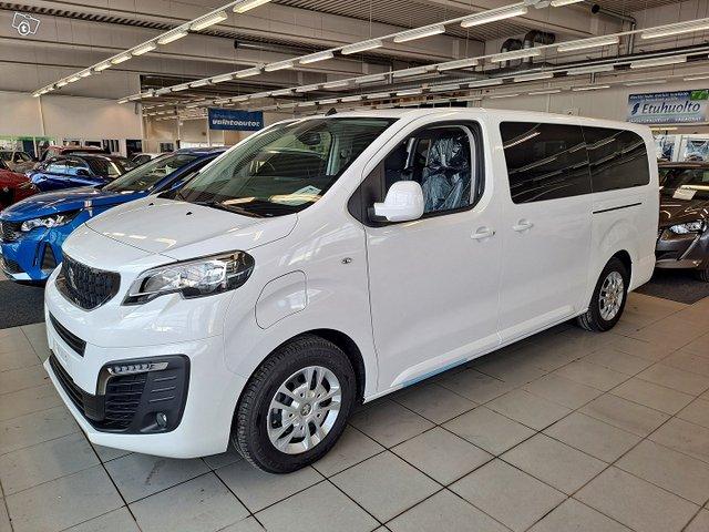 Peugeot E-Traveller, kuva 1