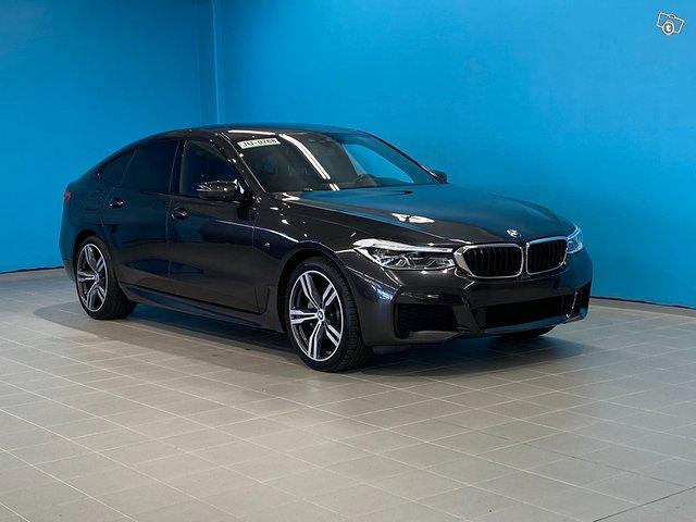 BMW 620 Gran Turismo