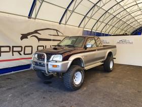 Mitsubishi L200 Pickup 4X4, Autot, Turku, Tori.fi