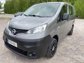 Nissan NV200, Autot, Vantaa, Tori.fi