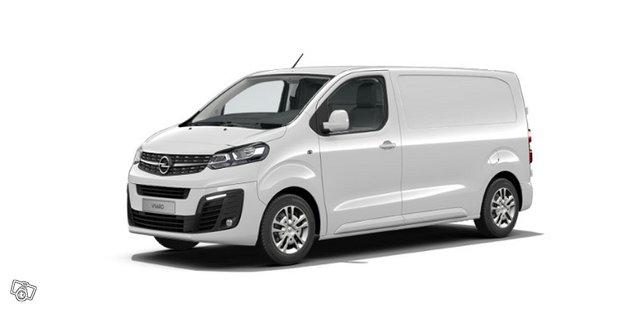 Opel Vivaro 1