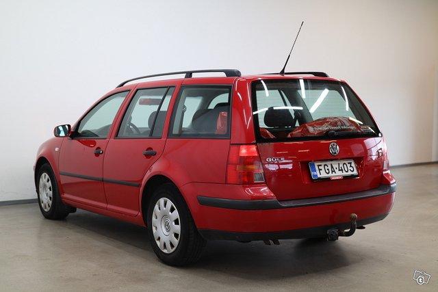 Volkswagen Golf Variant 7