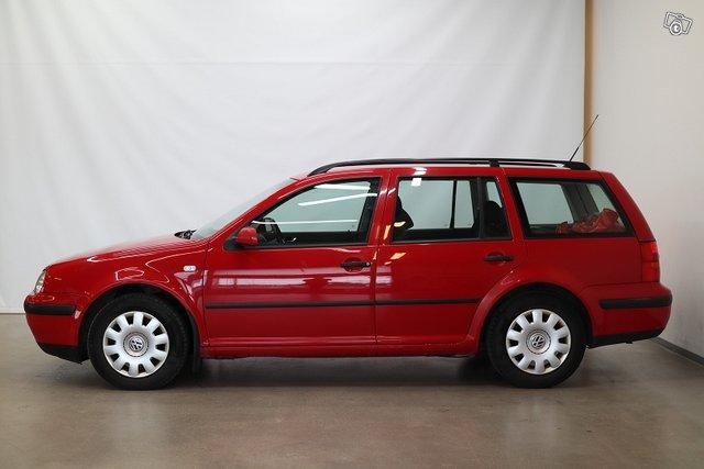 Volkswagen Golf Variant 8