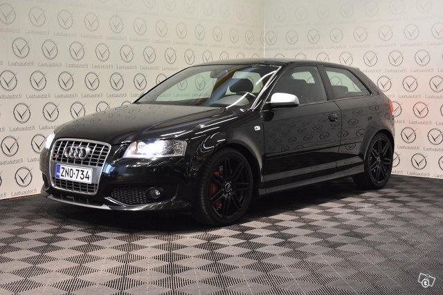Audi S3 1