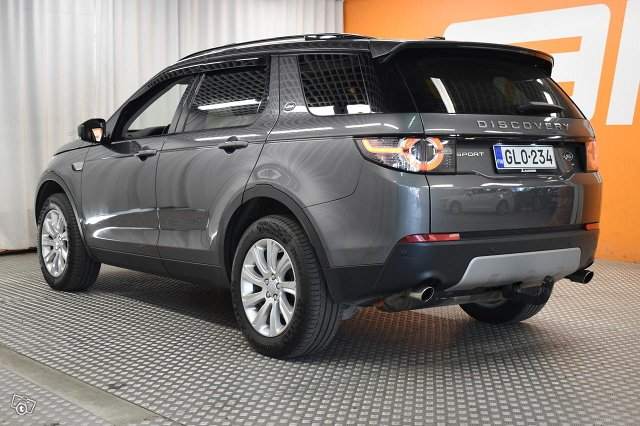 Land Rover Discovery Sport 8