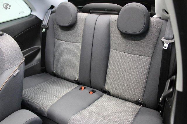 FIAT 500e 10