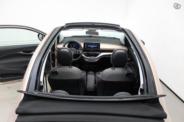 FIAT 500e 12